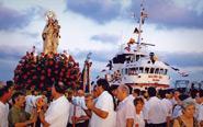 Festivité de Nuestra Señora del Carmen