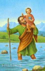 Feast of Saint Christopher