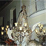 Festivité de la Virgen Pobre