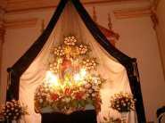 Fest zu Ehren der heiligen Jungfrau Virgen de la Paz