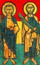 San Abdón y San Senent
