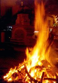 Festivité de San Antonio Abad et Santa Agueda