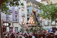 Feierlichkeiten Zu Ehren Der Hl. Jungfrau Virgen del Remedio