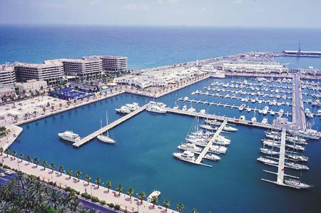 Marina Deportiva de Alicante