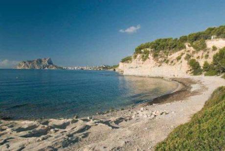 Baladrar Cove