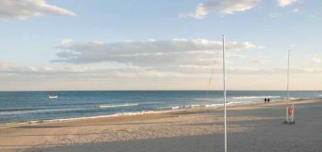 Playa Les Pesqueres - El Rebollo