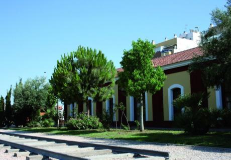 Parque de la Estación de Torrevieja