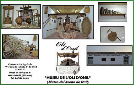 Museo del Aceite de Onil