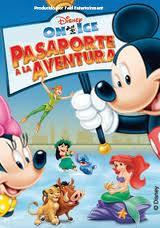 "Disney On Ice ""Pasaporte a la Aventura"". Valencia 2013"