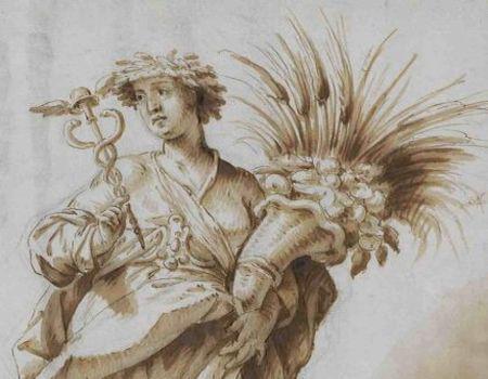 Antonio Palomino (1655-1726). Dibujos en el Museo de Bellas Artes de Valencia