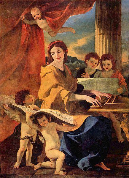 Saint Ceicilia concert in Benissa