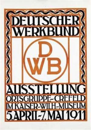 Deutscher Werkbund 1907-2007. Cien años de arquitectura y diseño en Alemania 1907-2007 en Las Naves de Valencia