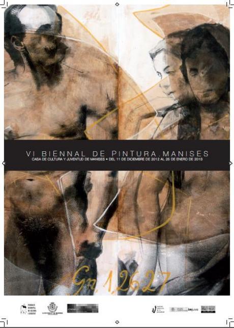 Exposición VI Bienal de Pintura Manises 2012