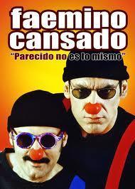 FAEMINO Y CANSADO / Parecido no es lo mismo. Teatro Olympia - Valencia 2013