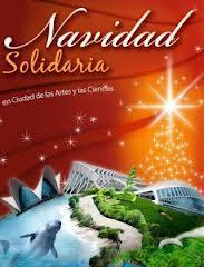 Navidad Solidaria en Ciudad de las Artes y las Ciencias. Valencia 2012 - 2013