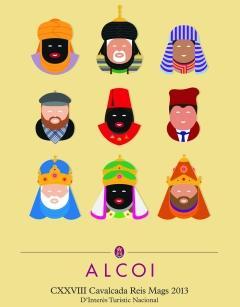 Alcoi, un marco de ensueño para niños y grandes