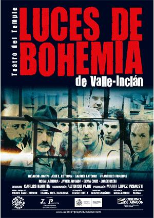 "Teatro "" Luces de Bohemia"""