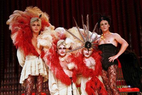 Orquesta de Señoritas en el Teatro Principal