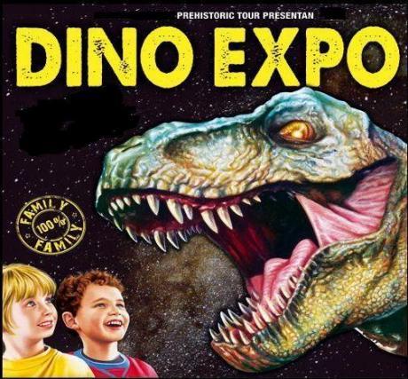 """Exposición """"prehistoric tour"""" en Castellón"""