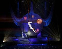 El espectáculo 'Eoloh!' llega esta semana al Teatro Principal de Castellón