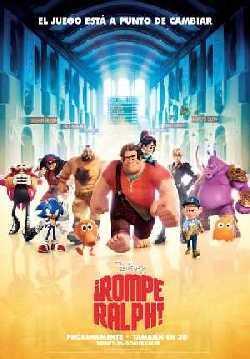 "Cine en Vilafranca: ""¡Rompe Ralph!""."