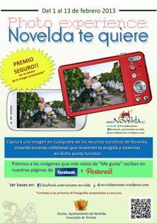 Photo experience Novelda te quiere