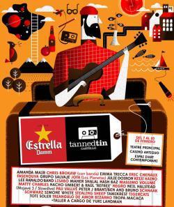 Tanned Tin 2013: Castellón lädt zum ersten Festival des Jahres