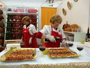 The Traditional and Quality Sausage Fair gets underway in Requena