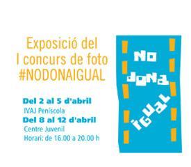Exposición del I Concurso de Foto Nodonaigual