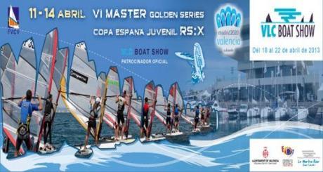 VI Master Golden Series. Copa España Juvenil RS: X en la Marina Real Juan Carlos I de Valencia