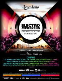 Electro Weekend 2013 arriba a Benidorm