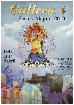 Fiestas Patronales en Cullera 2013