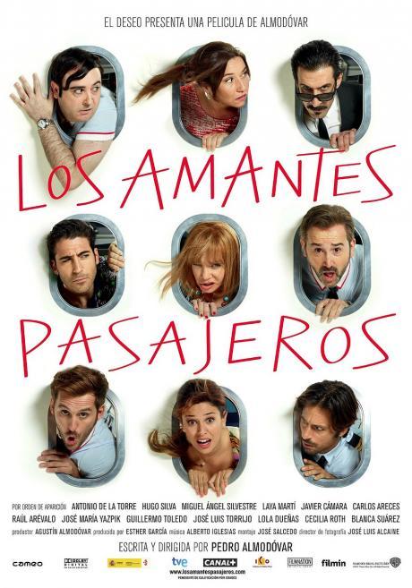 Cinema : Los Amantes Pasajeros