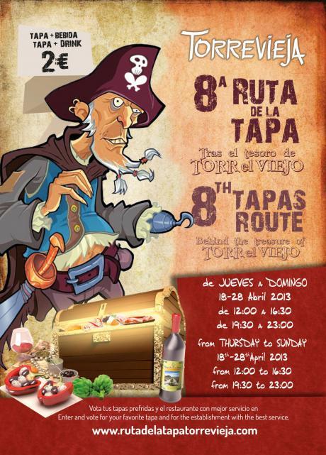 8ª Ruta de la Tapa en Torrevieja