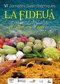 Vuelven las Jornadas de la Fideuà a Vinaròs