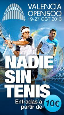 Valencia Open 500 de Tenis