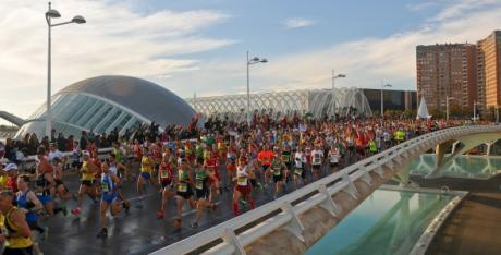 XXXIII Maratón Popular de Valencia Divina Pastora. 10 K Divina Pastora