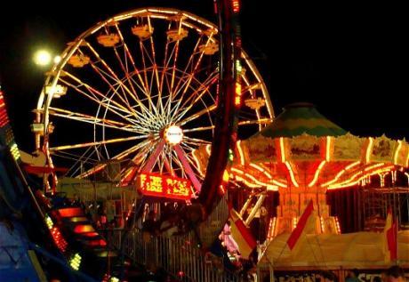 Feria de atracciones Castellón 2013