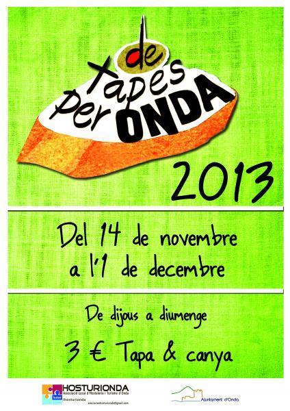 de Tapes per Onda 2013