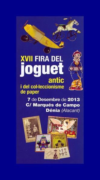 17th Ancient Toy Fair and Collecting Paper