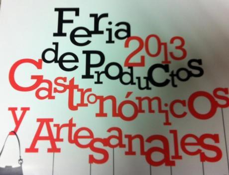 Feria de Productos Gastronómicos y Artesanales. Alicante 2013