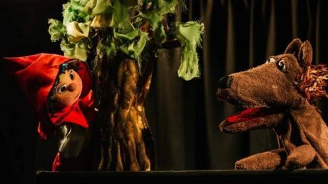 Theater puppetry. Benissa