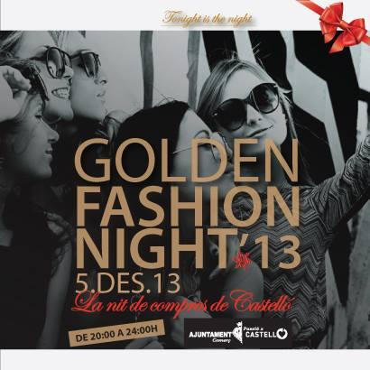 XXII Nadal a Castelló: Golden Fashion Night
