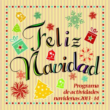 Programa de Actividades Navideñas 2013-2014 en Pilar de la Horadada