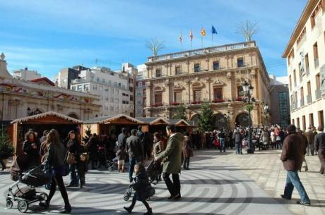 XXII Nadal a Castelló: Mercado navideño