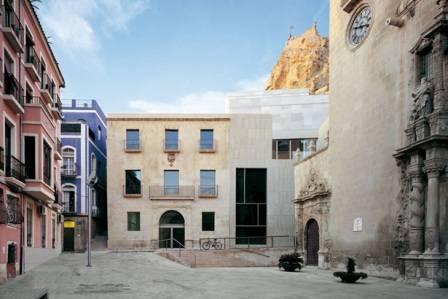 Cine en VOS en el MACA de Alicante