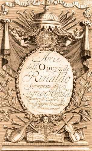 Opera Rinaldo