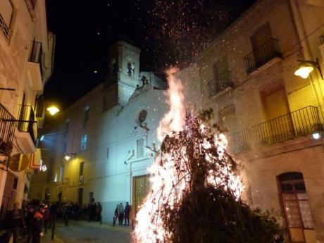 Fiestas de San Antonio Abad Ontinyent 2014