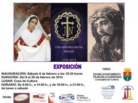 Exposición Una historia hecha imagen en Pilar de la Horadada