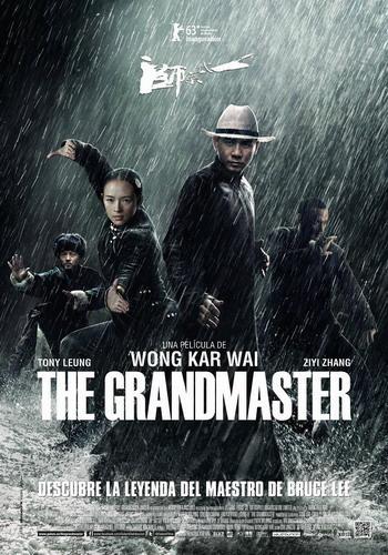 Cine: Yi Dai Zong Shi The grandmaster V.O.mandarín S.castellano